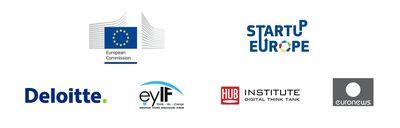 Logos CP EP (PRNewsFoto/HUB Institute)