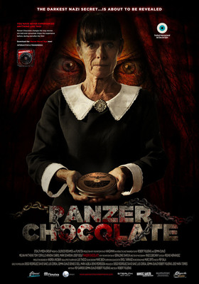 """Enswers' ACR technology powers world's first simultaneously interactive and transmedia feature film """"Panzer Chocolate."""" (PRNewsFoto/Enswers Inc.) (PRNewsFoto/ENSWERS INC.)"""