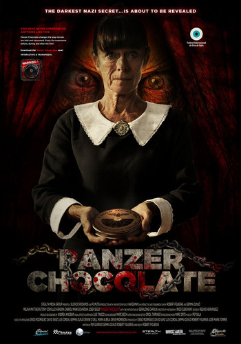 "Enswers' ACR technology powers world's first simultaneously interactive and transmedia feature film ""Panzer Chocolate.""  (PRNewsFoto/Enswers Inc.)"