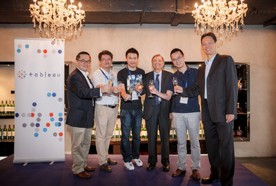 Tableau celebrates China office with customers