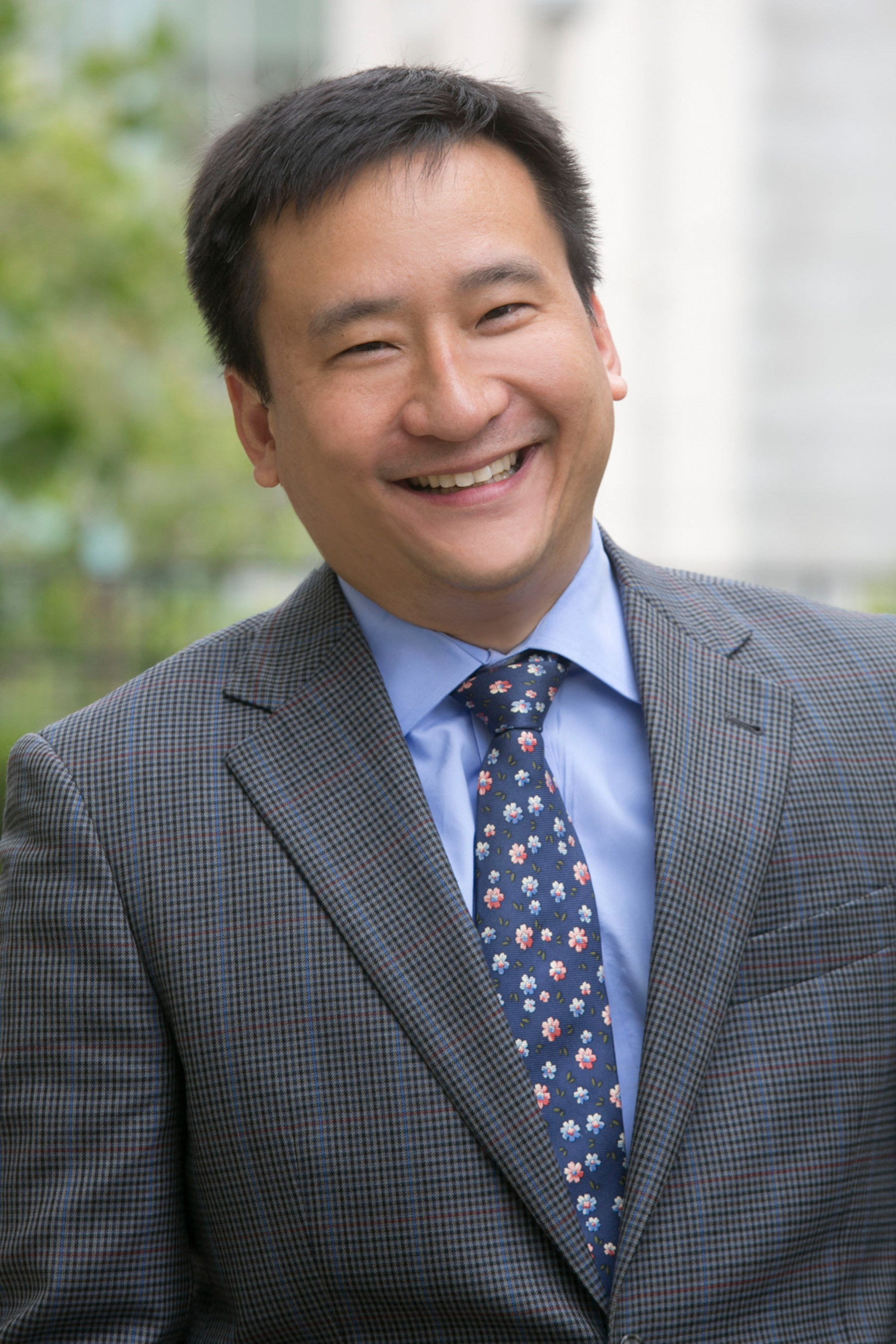 Committee of 100 Names Frank H. Wu as Chairman