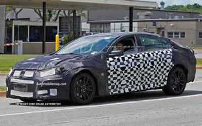 The 2014 Chevy SS will debut in its first race at the Daytona 500 this month and the production version will be unveiled in Daytona a week before on February 16th.  (PRNewsFoto/CarBuyersExpress.com)