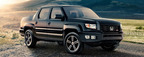 The sleek, innovative 2014 Honda Ridgeline provides options to Jersey City-area drivers that aren't commonly found in the truck segment.  (PRNewsFoto/Metro Honda)