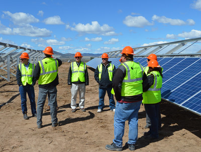 SunEdison Breaks Ground On 22.6 MW Seven Sisters Solar Power Plants In Utah