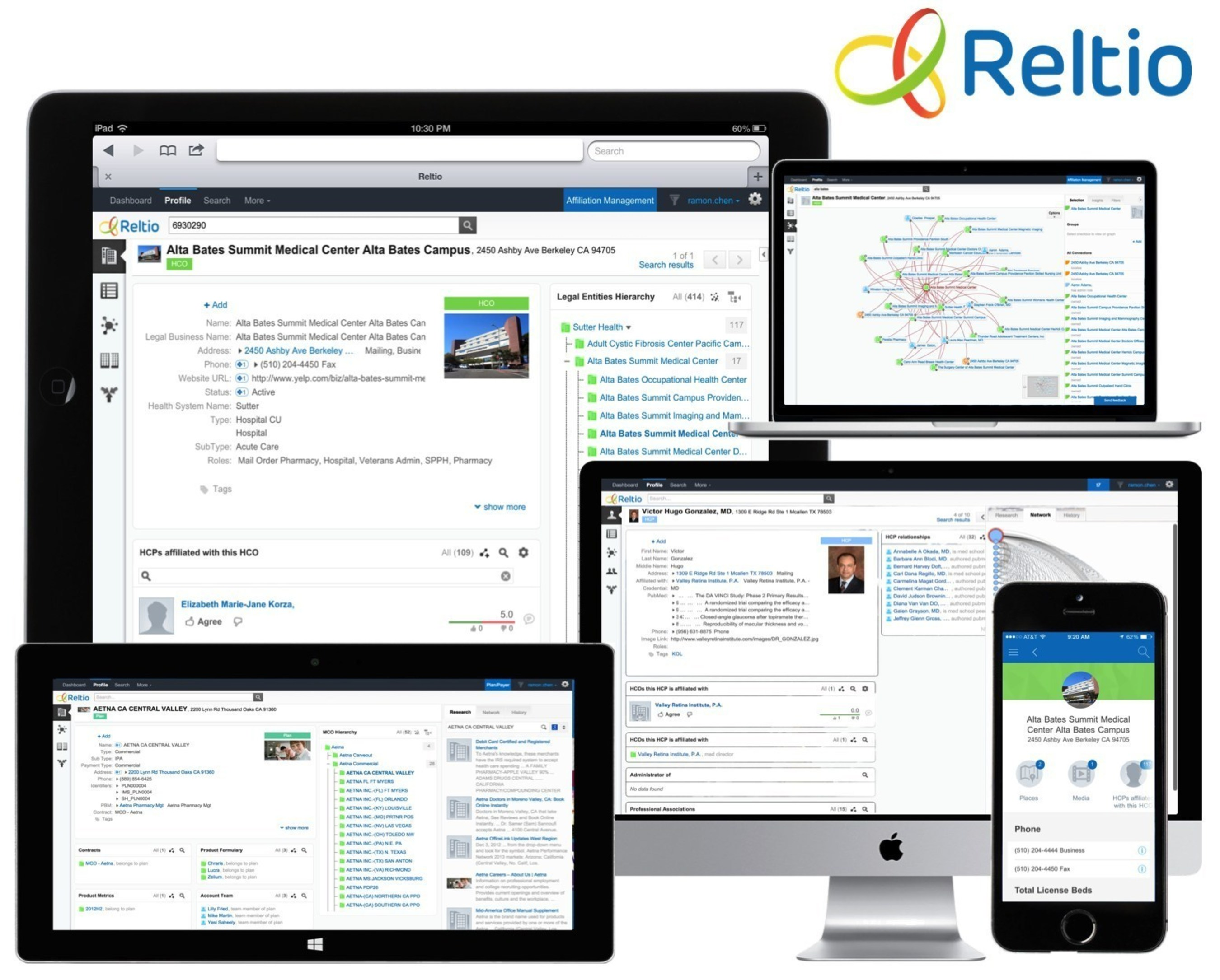 Reltio and DMD Join Forces to Provide Healthcare Marketers with Reliable HCP Email Data for Stronger Campaigns