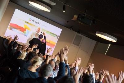 Showpad Announces 4th Annual Conference, Showtime16