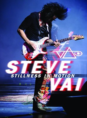 Sony Music Entertainment and Legacy Recordings have signed virtuoso guitarist/composer/producer Steve Vai to a new multi-album agreement which includes plans to issue two fresh Vai sets in 2015 beginning with the release of Stillness In Motion - Vai Live in L.A. on April 7, 2015