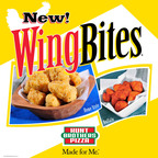 New Hunt Brothers Pizza WingBites available now in Buffalo and Home Style flavors.  (PRNewsFoto/Hunt Brothers Pizza)