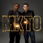MKTO To Release Debut Album MKTO April 1, 2014.  (PRNewsFoto/Columbia Records)