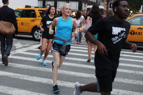 Ellie Goulding & Nike Announce Unique Running Collaboration