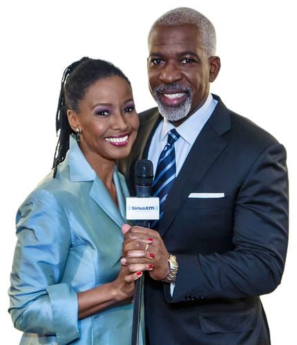 """The B. Smith and 'Thank You Dan' Show"" launches on SiriusXM. (PRNewsFoto/Sirius XM Radio) ..."