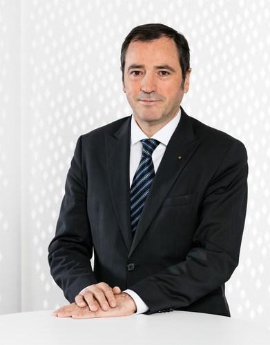Denis Le Vot, Chairman of the Groupe Renault Eurasia region (PRNewsFoto/Renault-Nissan Alliance)