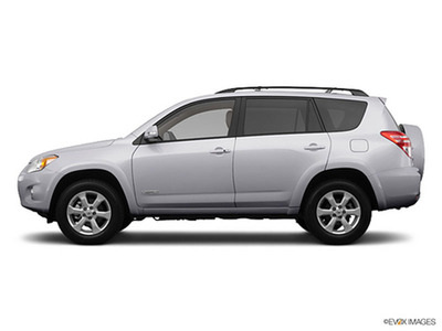 The 2013 Toyota RAV4 has had a slight design change for the 2013 model. One of the major changes is that the rear gate is now hinged at the roof line.  (PRNewsFoto/Toyota of Naperville)