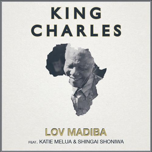 Recording Artist King Charles Releases Tribute Song For Nelson Mandela. (PRNewsFoto/'stache media) (PRNewsFoto/'STACHE MEDIA)