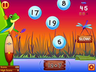 Lakeshore® Launches New Bubble Pop! Math Challenge Apps for Kids