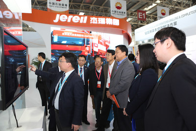 Interactive Display of Jereh's Solutions