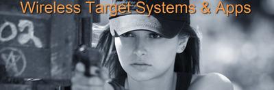 Wireless Targets & Apps. (PRNewsFoto/Shootmyash, Inc.) (PRNewsFoto/SHOOTMYASH, INC.)