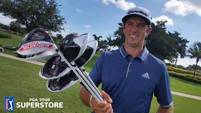 PGA TOUR Superstore plans to give away a lot of TaylorMade drivers if Dustin Johnson wins this year's U.S. Open golf tournament. Should Johnson win the second major of the year anyone who purchases a new 2015 TaylorMade driver leading up to the U.S. Open will get their driver for FREE.