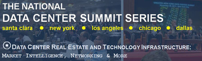 Announcing CRE's National Data Center Summit Series in 2013: Events in Santa Clara, New York, Chicago, Los Angeles and Dallas. Join Leading Investors, Owners, Developers, Capital Sources and Technology Firms.  (PRNewsFoto/CAPRATE Events, LLC)