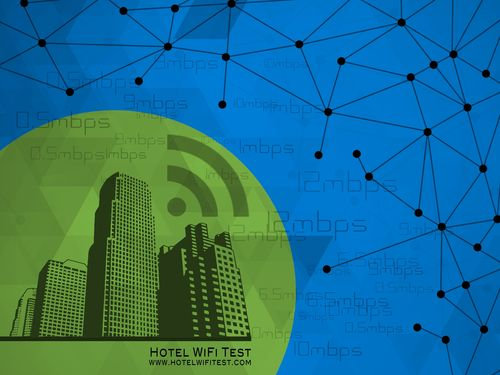 Machine Learning Helps to Predict Wifi Speed in More than One Hundred Thousand Hotels