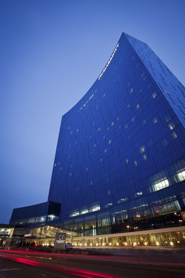 "The JW Marriott Indianapolis was ranked No. 25 on the 29th annual Conde Nast Traveler Readers' Choice Awards for ""The 50 Best Hotels in the World."" The 1,005-room hotel was also named the No. 1 hotel on the ""Top Hotels in America's Midwest"" list."