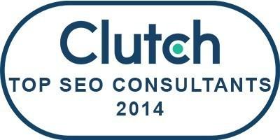 Clutch Top SEO Consultants (PRNewsFoto/Clutch)
