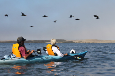 There's so much to do in Morro Bay with your BFF! (PRNewsFoto/Morro Bay)