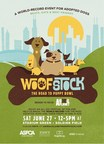 Join Animal Planet's WOOFSTOCK: ROAD TO PUPPY BOWL, a free all-day festival on June 27 in Chicago to celebrate pet adoption and set a Guinness World Record