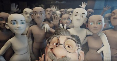 "Leo Burnett Wins Cyber Grand Prix for ""Justino"""