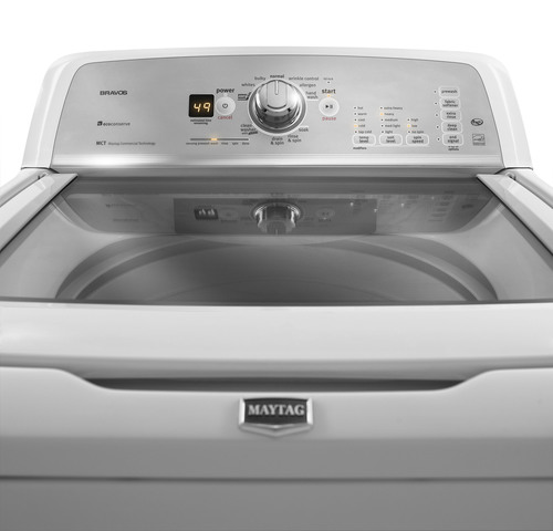 Maytag® Washers, Made with Pride in Clyde, Ohio