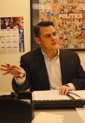 Prof. Spencer Kimball, Director of ECPS