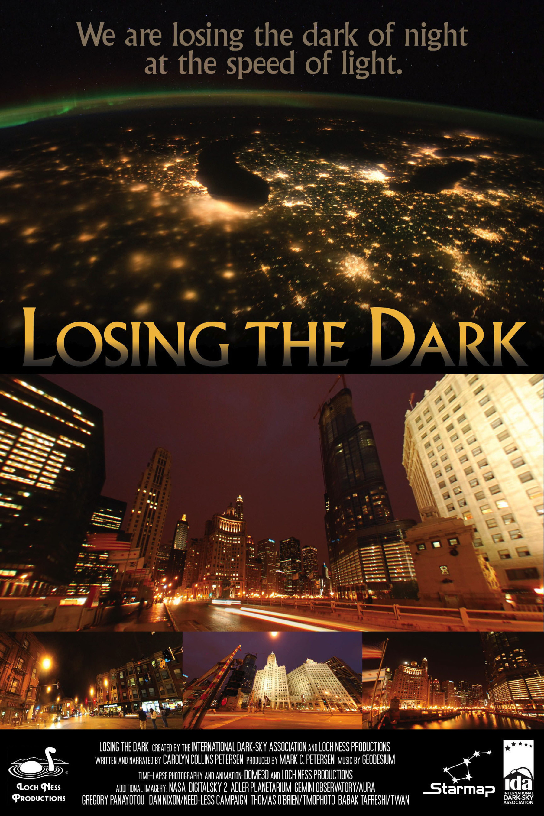 "The new International Dark-Sky Association planetarium program ""Losing the Dark"" provides simple solutions to reduce light pollution and improve safety and visibility. Restoring the night sky conserves energy, saves money, and reduces air ..."