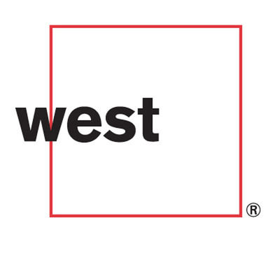 West Corporation logo. (PRNewsFoto/Gary and Mary West Health Institute) (PRNewsFoto/GARY AND MARY WEST HEALTH INST.)