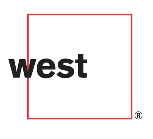 West Corporation logo.  (PRNewsFoto/Gary and Mary West Health Institute)