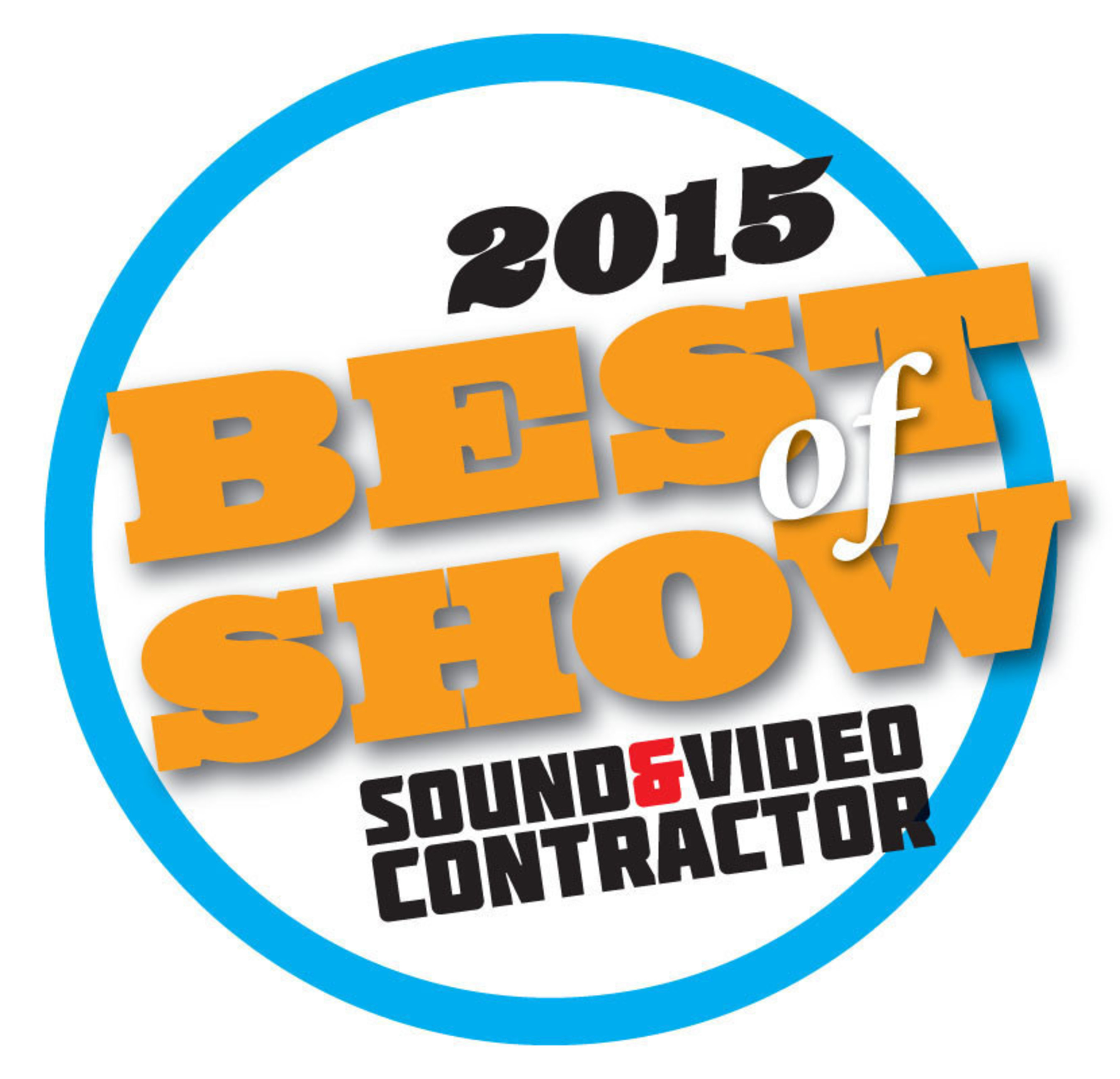 Thinklogical's TLX Series KVM System Wins NewBay Media's 'Best of Show' Award, Presented by Sound & Video Contractor at NAB 2015