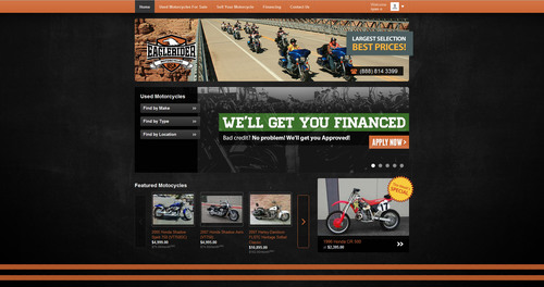 EagleRider Launches Eusedmotorcycles.com for Consumers and Dealers to Locate and Buy Certified