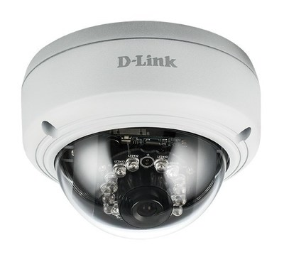 Equipped with a 3-axis bracket, the versatile D-Link DCS-4603 offers precise positioning of the lens and supports non-motorized 340-degree pan and rotation, along with 60 degree tilt, for comprehensive wall-to-wall surveillance.