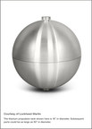 Titanium propulsion tank (PRNewsFoto/Sciaky, Inc.)