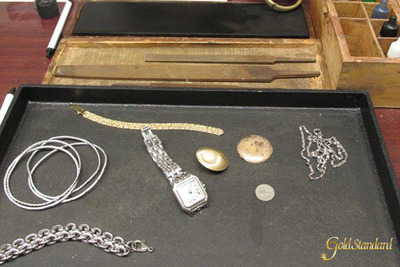The Gold Standard Jewelry and Gold Buyers Advises Consumers to