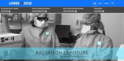 """Radiation is an important diagnostic and interventional tool for fluoroscopy guided minimally invasive procedures, but carries with it implicit risks,"" explains Magnus Kristoferson, Managing Director for RaySafe. ""Physicians and their clinical teams can no longer ignore these risks. This site gives physicians and staff an opportunity to have a conversation about what's really happening and enable staff safety and protection to be as high priority and equally accepted as patient safety and protection."""