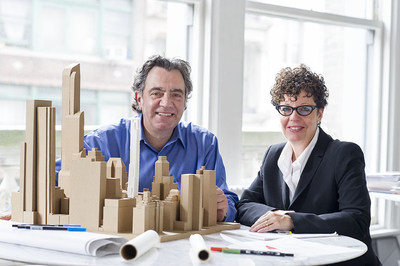Nancy Ruddy And John Cetra Founders Of CetraRuddy