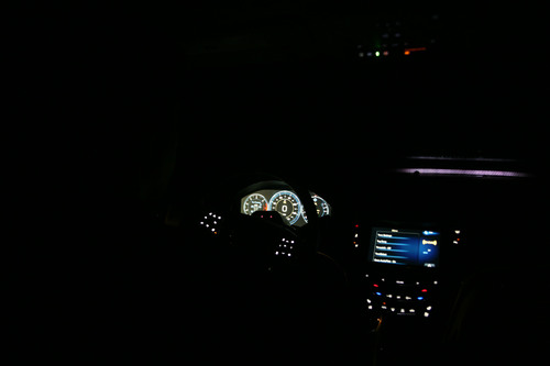LED lights on Continental's Halo technology recapture driver attention during critical situations. ...