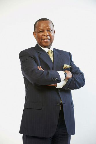 Prominent South African Businessman To Be Honored At Awards Gala In New York City, June 3, 2013.  (PRNewsFoto/Education Africa)