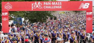 The Pan-Mass Challenge kicks off its 36th ride weekend as 6,000 cyclists pedal across Massachusetts to raise funds for Dana-Farber Cancer Institute through the Jimmy Fund.
