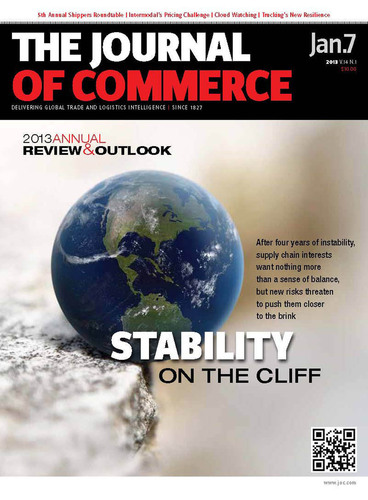 The Journal of Commerce Publishes Flagship Annual Review and Outlook