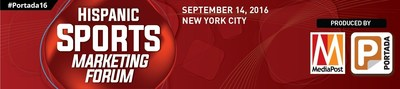 MediaPost and Portada are combining forces on September 14, in New York City to create a bigger and stronger Hispanic Sports Marketing Forum.Sponsors will benefit from MediaPost's unique reach among U.S. brand, agency and media execs as well as of  Portada's strong multicultural market penetration.