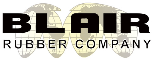 Blair Rubber Company Logo.  (PRNewsFoto/Blair Rubber Co.)