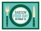 Babson College Celebrates Food Day 2014