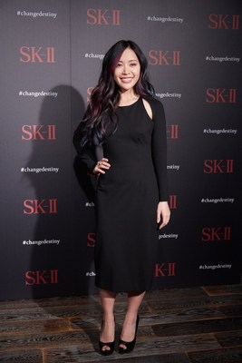 Michelle Phan talks the path to global success at the SK-II #changedestiny Forum in L.A.