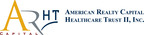 American Realty Capital Healthcare Trust II, Inc. logo.